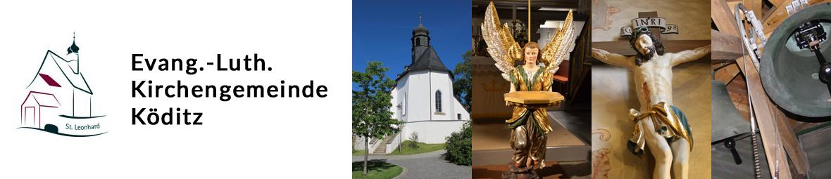 St. Leonhard Kirche Köditz