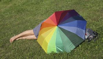 Unter dem Schirm des Höchsten