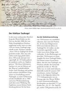 thumbnail of Geschichte Taufengel Köditz