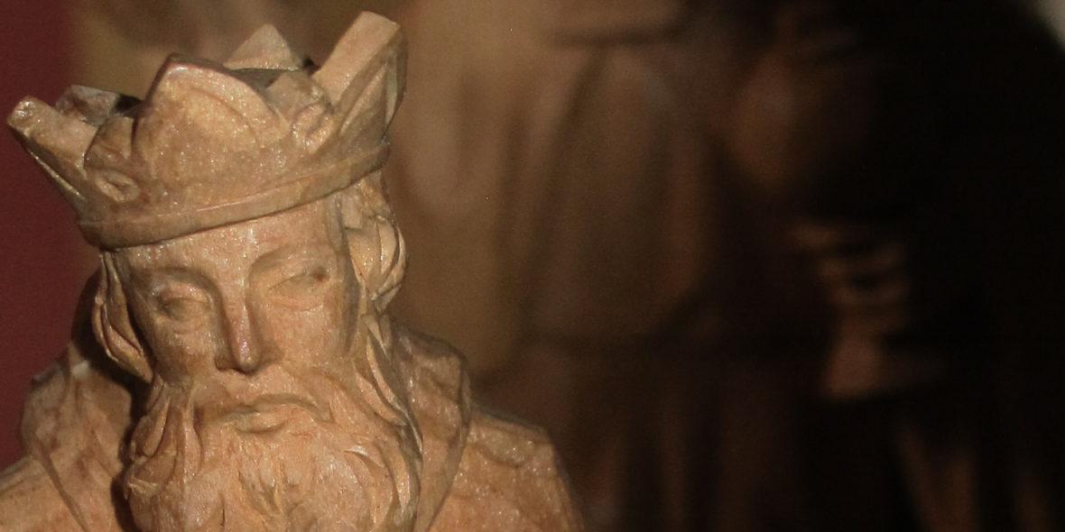 König Krippe St. Leonhard Ködotz