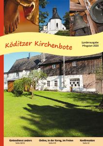 thumbnail of Kirchenbote Köditz – Pfingsten 2020