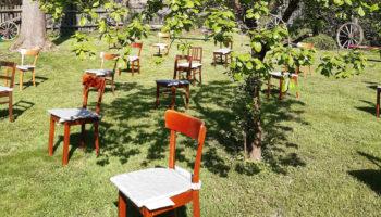 Gottesdienste im Garten